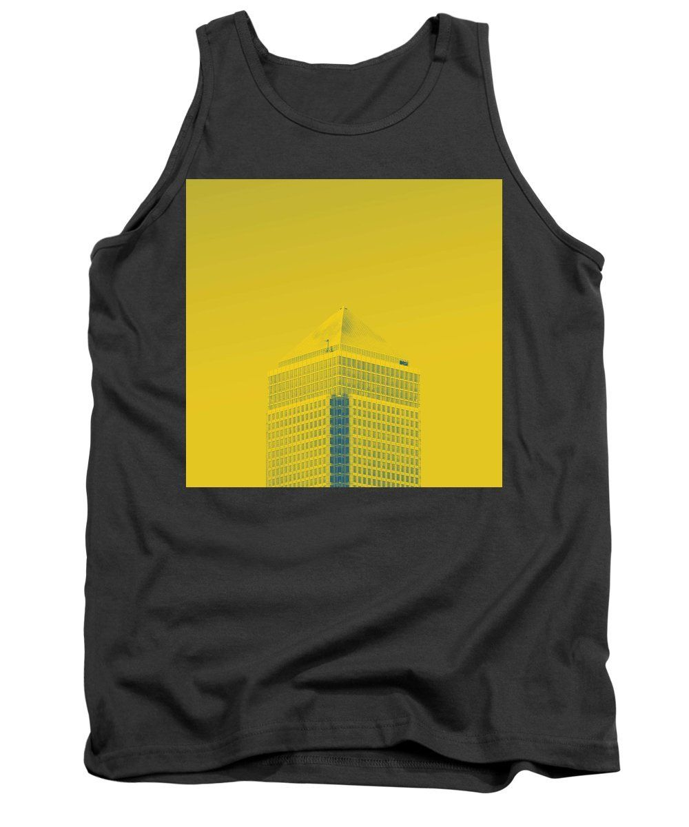 Urban Architecture - Canary Wharf, London, United Kingdom 6a - Tank Top