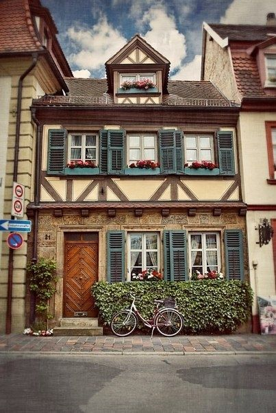 Немецкие домики - Дизайн интерьеров | Идеи вашего дома | Lodgers