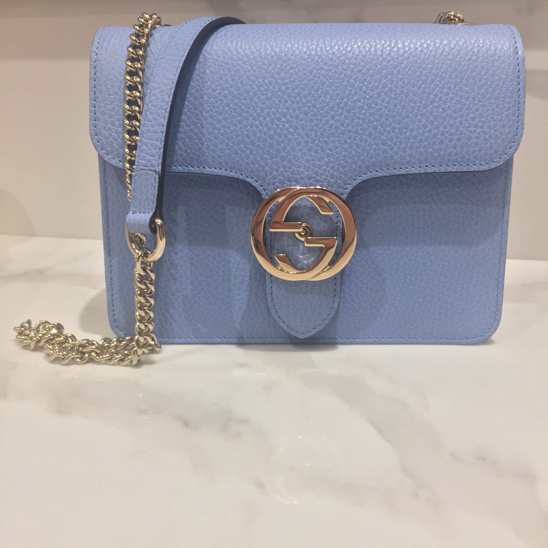 deea59a92 GG Interlocking Gucci cross body bag | My bags ... | Bags, Crossbody ...