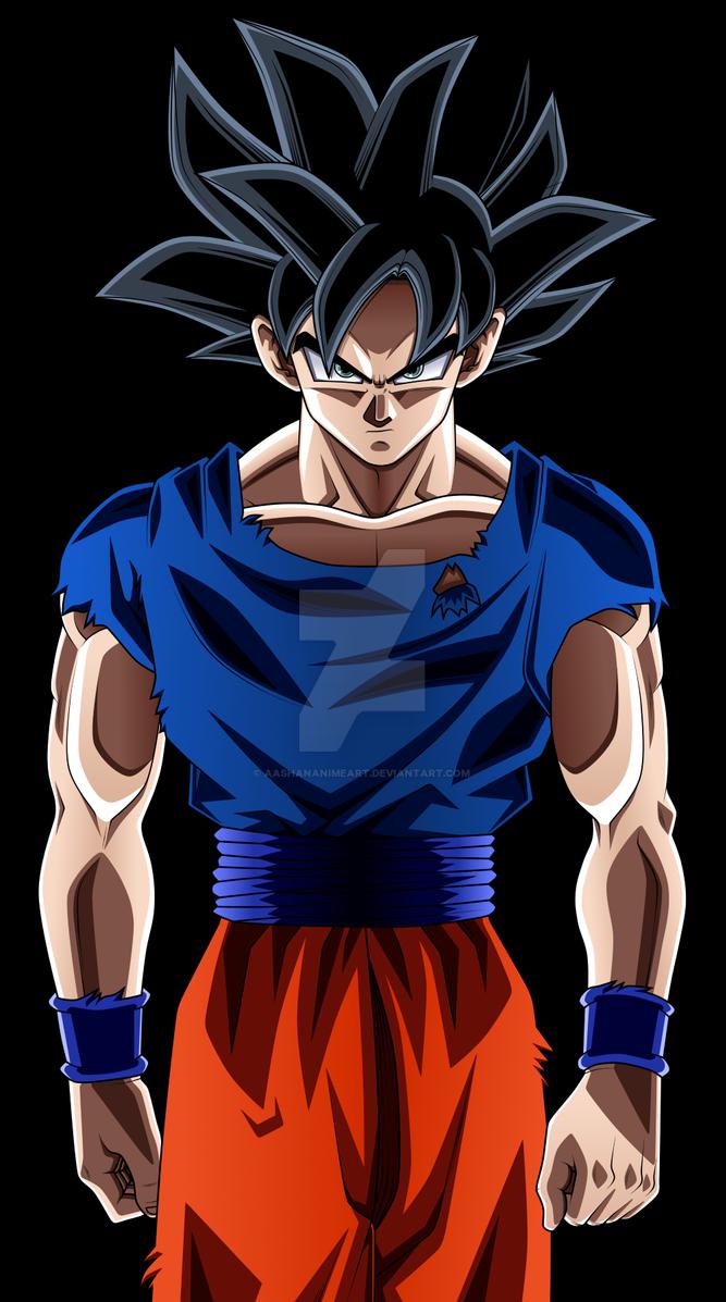 Goku Ultra Instinct By Aashananimeart On Deviantart Dragon Ball Super Goku Anime Dragon Ball Super Dragon Ball Z