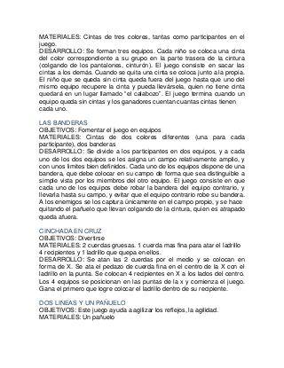 126461371 Juegos Y Dinamicas Para Ninos Catequesis Escuela