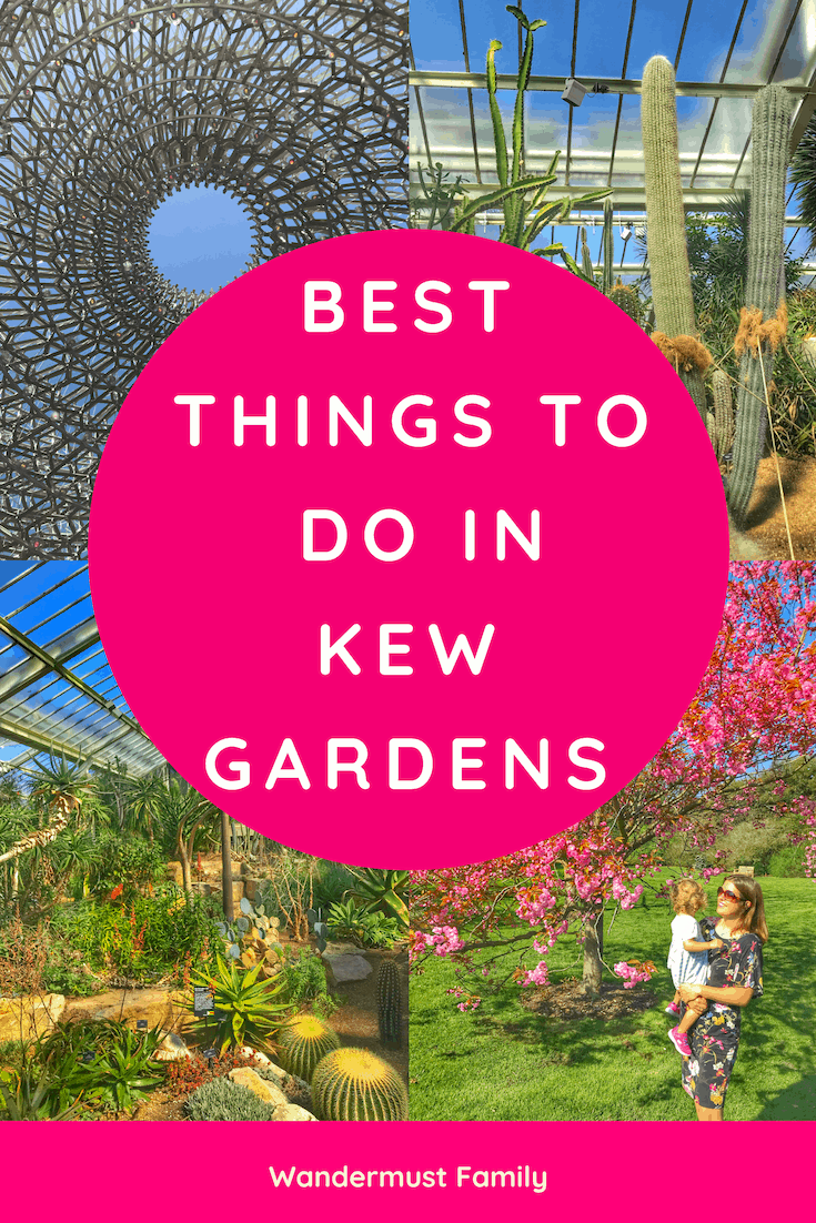 Best Things To See At Kew Gardens