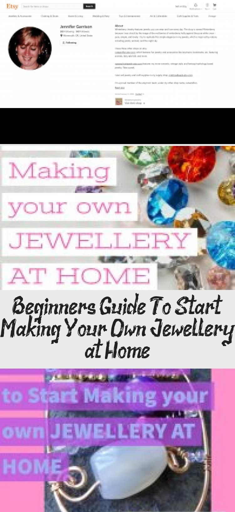 Photo of Beginners Guide To Start Making Your Own Jewellery (at Home) – Jewelry