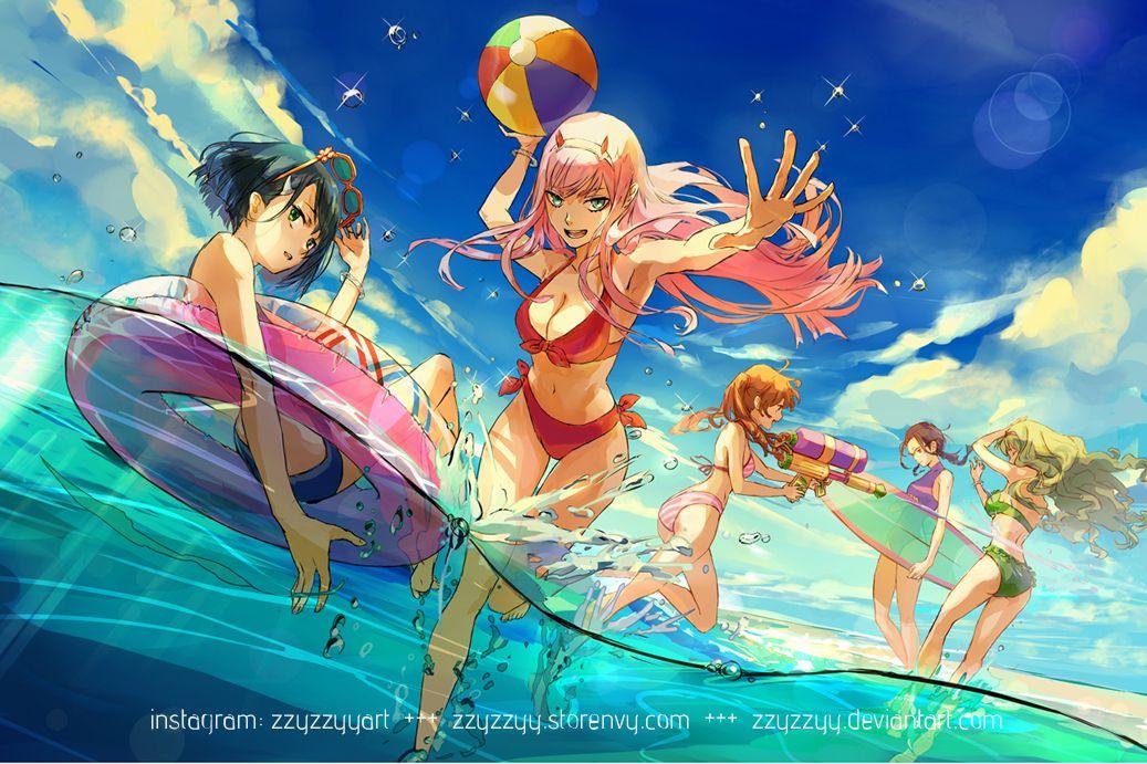 【Epic】Beach Time