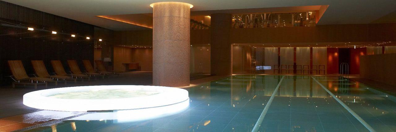 Nagomi Spa Pool Grand Hyatt Tokyo