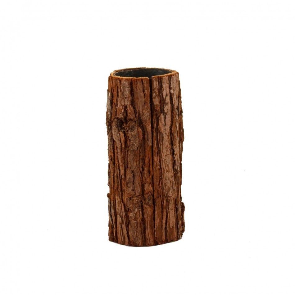 Natural wood bark vases 10 x 4 wood natural bark vase natural wood bark vases 10 x 4 wood natural bark reviewsmspy
