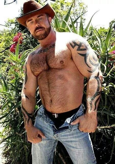 gay cowboy fetish