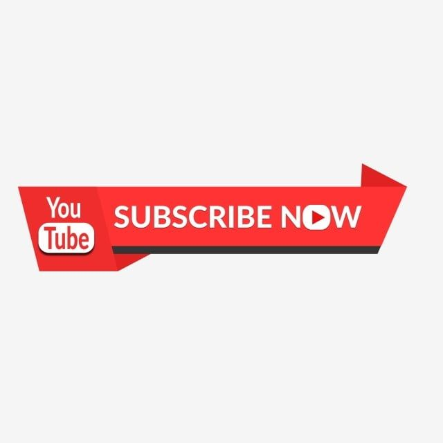 Youtube Subscribe Button Vector Banner Youtube Icons Button Icons Subscribe Icons Png Transparent Clipart Image And Psd File For Free Download Youtube Banner Template Youtube Logo Youtube Banners