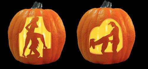 Sexual unusual pumpkin carving ideas