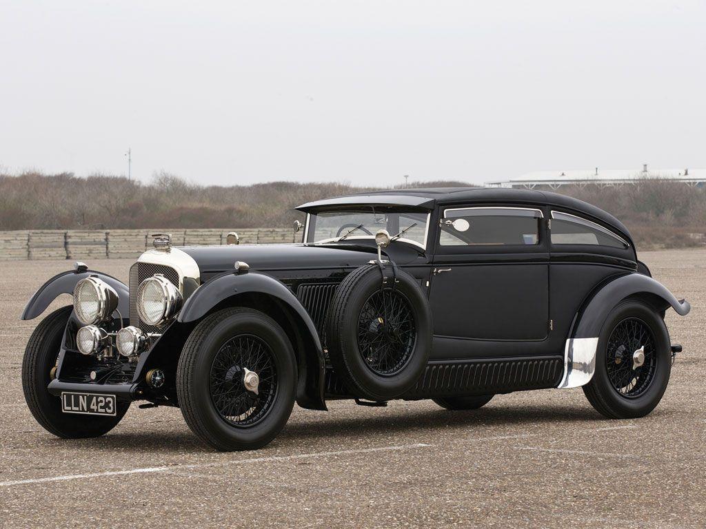 "1930 Bentley Speed Six ""Blue Train"" Recreation Amelia"