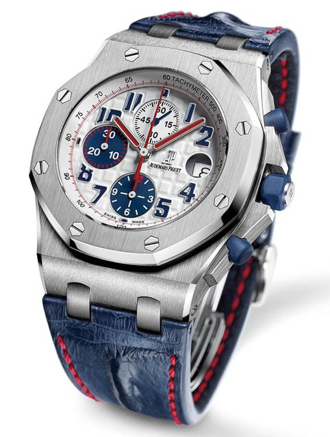 Audemars Piguet Royal Oak Offshore Chronograph Tour Auto 2012
