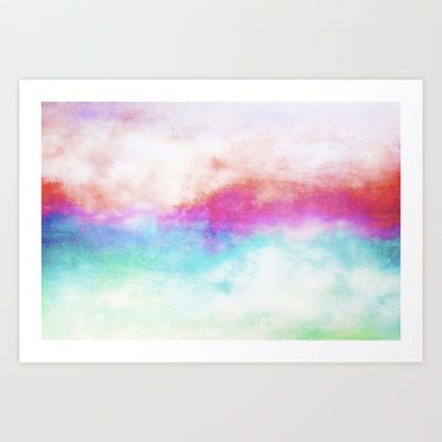 Color of the Wind Art Print by Caleb Troy - $15.00