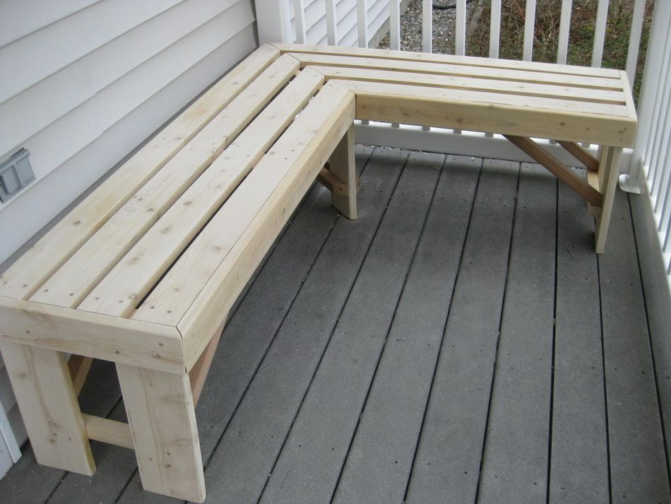 Front Porch Bench Idea I Like The Simplicity Of The Thin