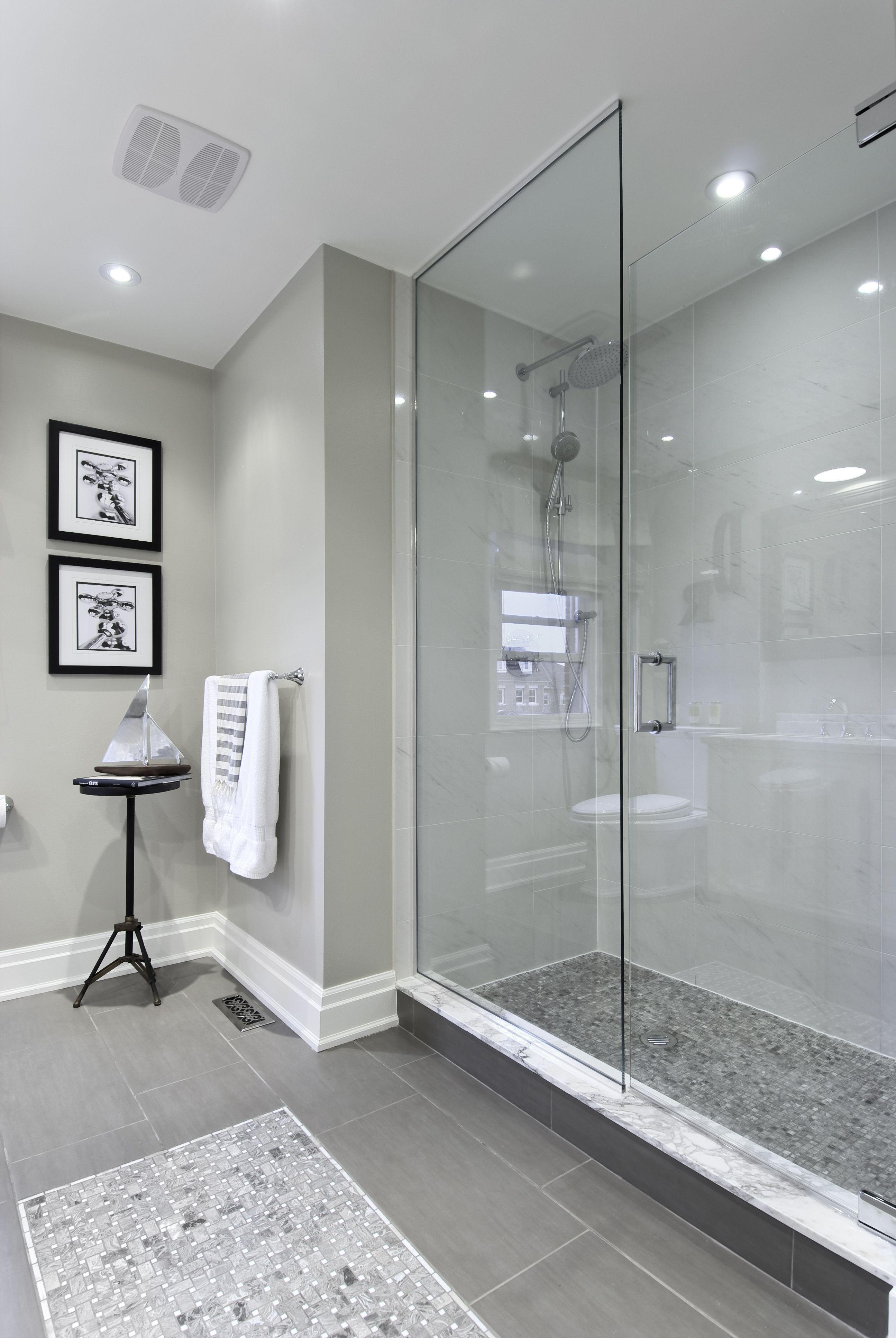 Bad ideen halbbäder would love this exact bathroom for master bath shower tile details