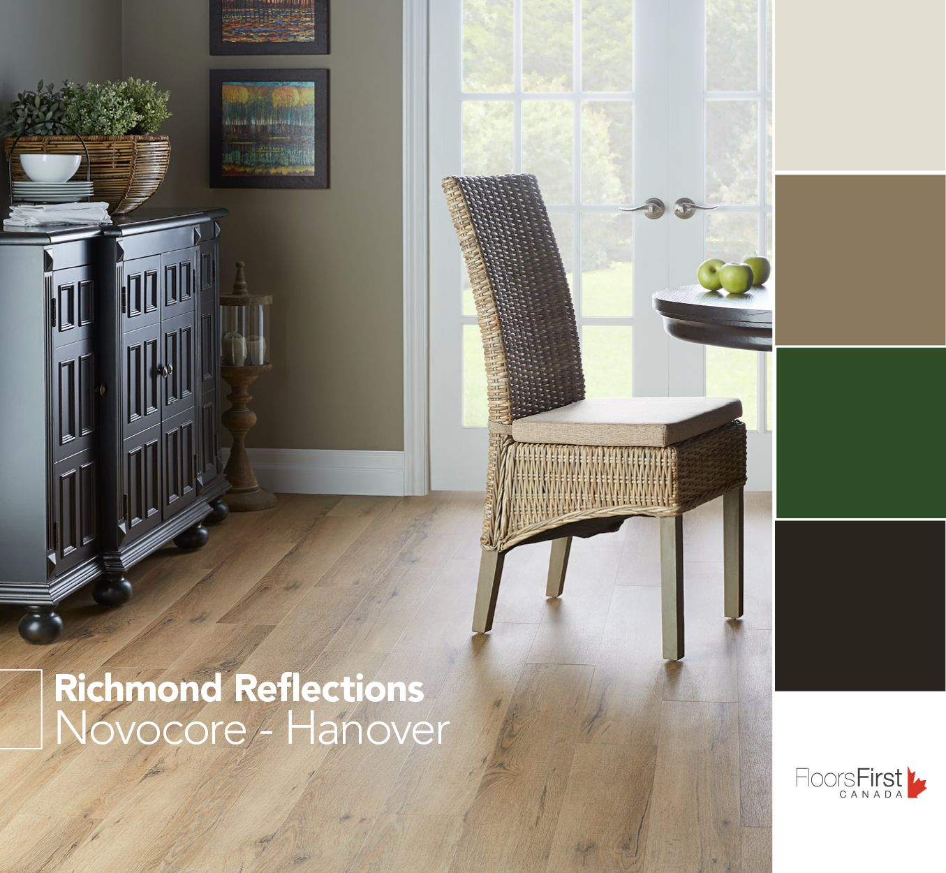 Novocore from Richmond Reflections #flooring #vinyl #decor ...
