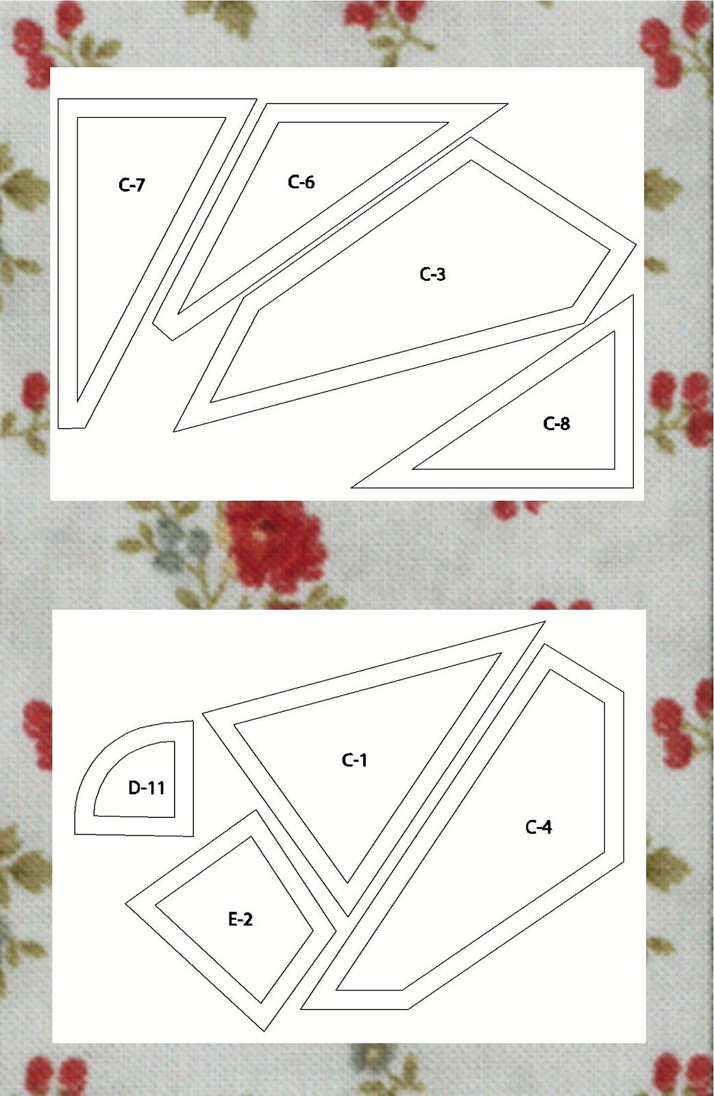 Free Printable Crazy Quilt Patterns Aplicacion Optimizada Para Internet Explorer 5 5 O Superior C Crazy Quilt Blocks Paper Pieced Quilt Patterns Crazy Quilts