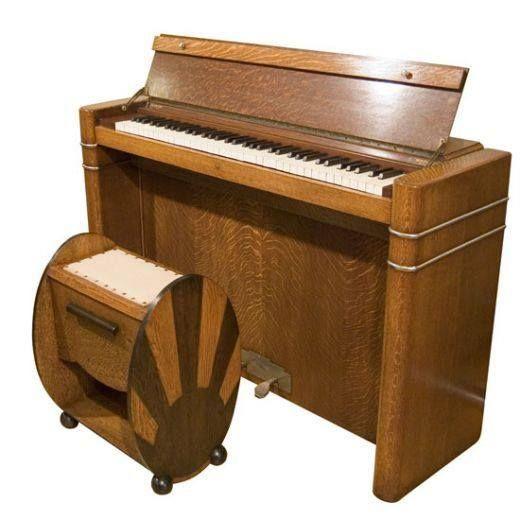 Art Deco Piano ca.1935
