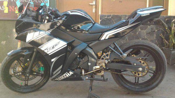 Yamaha New Vixion Lightning (NVL) modifikasi replika YZF-R25