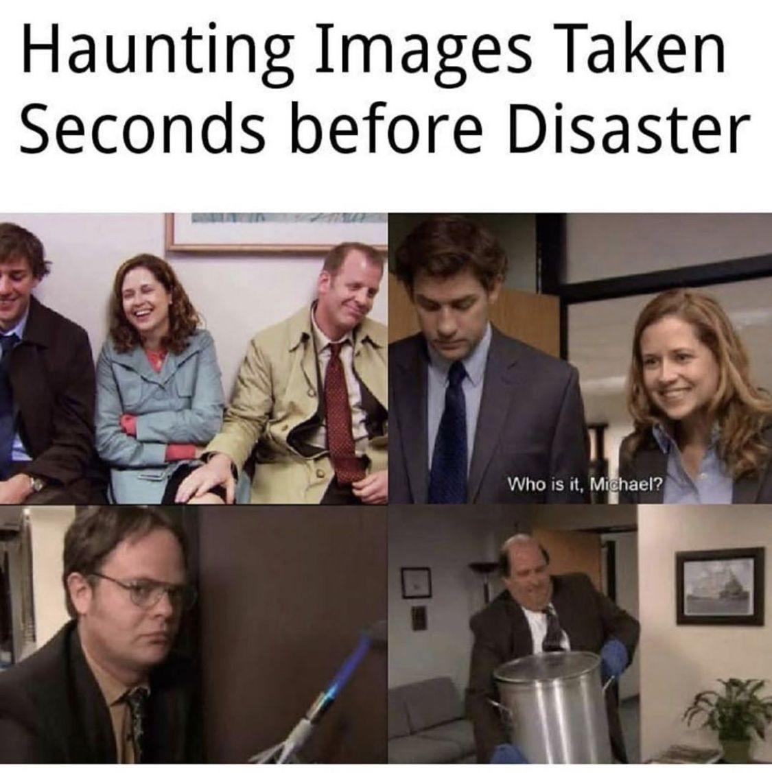 Pin By Kira On The Office In 2020 Office Memes Office Jokes The Office Show