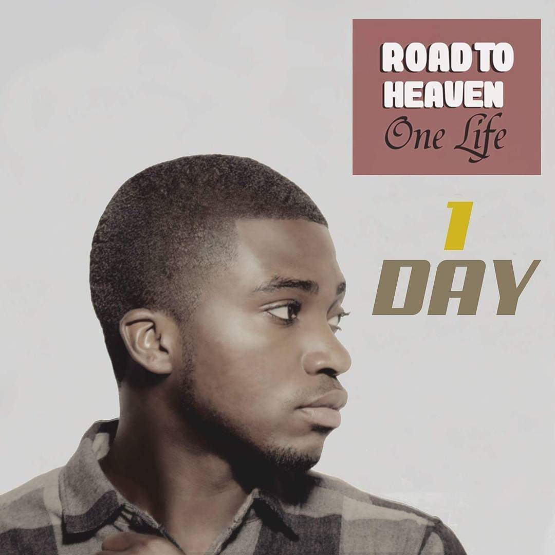 1 day left before you'll be able to get #RoadToHeaven EP get ready!!!  #gospelmusic #rapzilla #christianmusic #christianhiphop by therealonelife