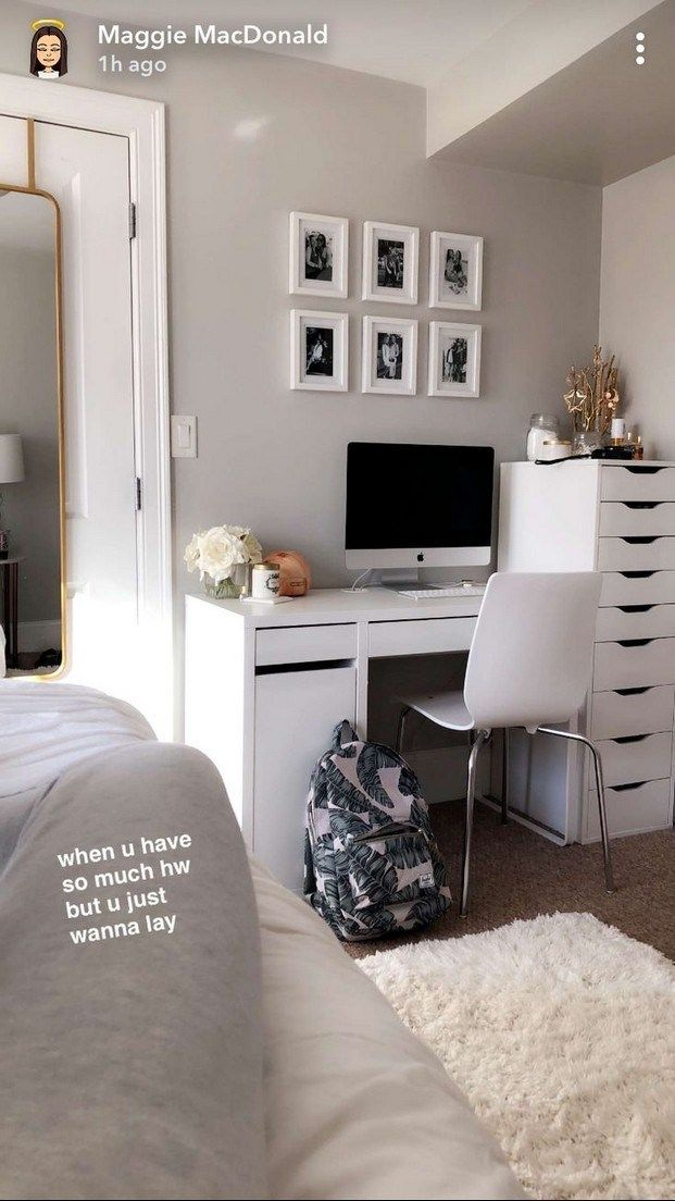48 cute girls bedroom ideas for small rooms 45 #bedroomideas #smallrooms images