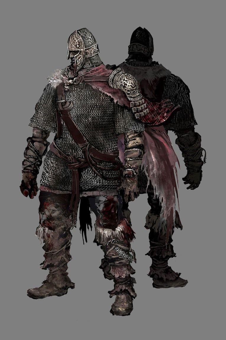 Dark Souls 3 Starting Classes Concept Art Revealed Dark Souls 3
