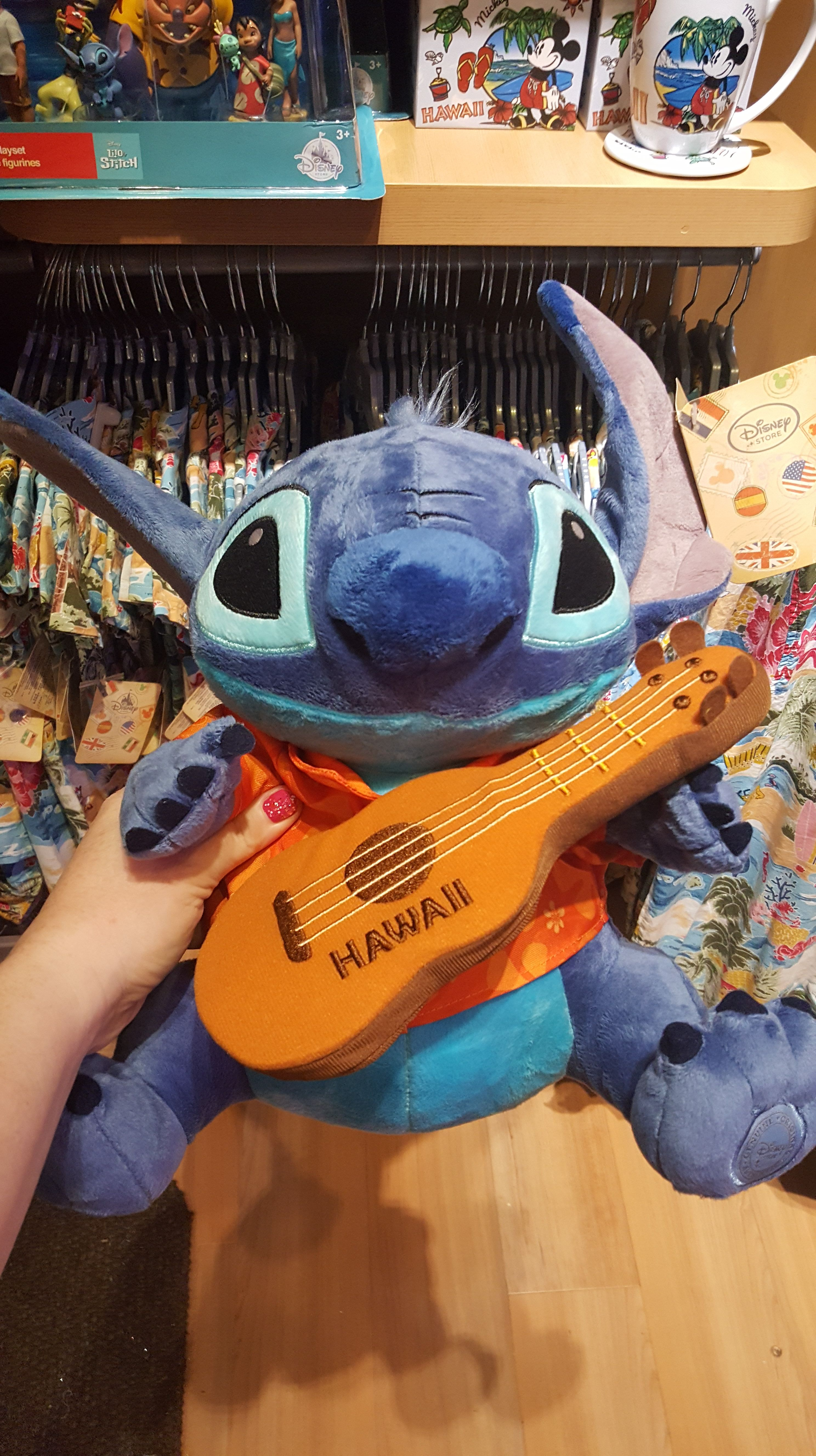 Grab A Souvenir In Hawaii From The Disney Store In