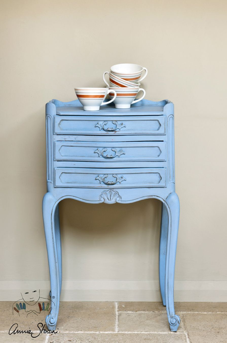 p Pair this clean pastel blue with white for a fine Rococo look or