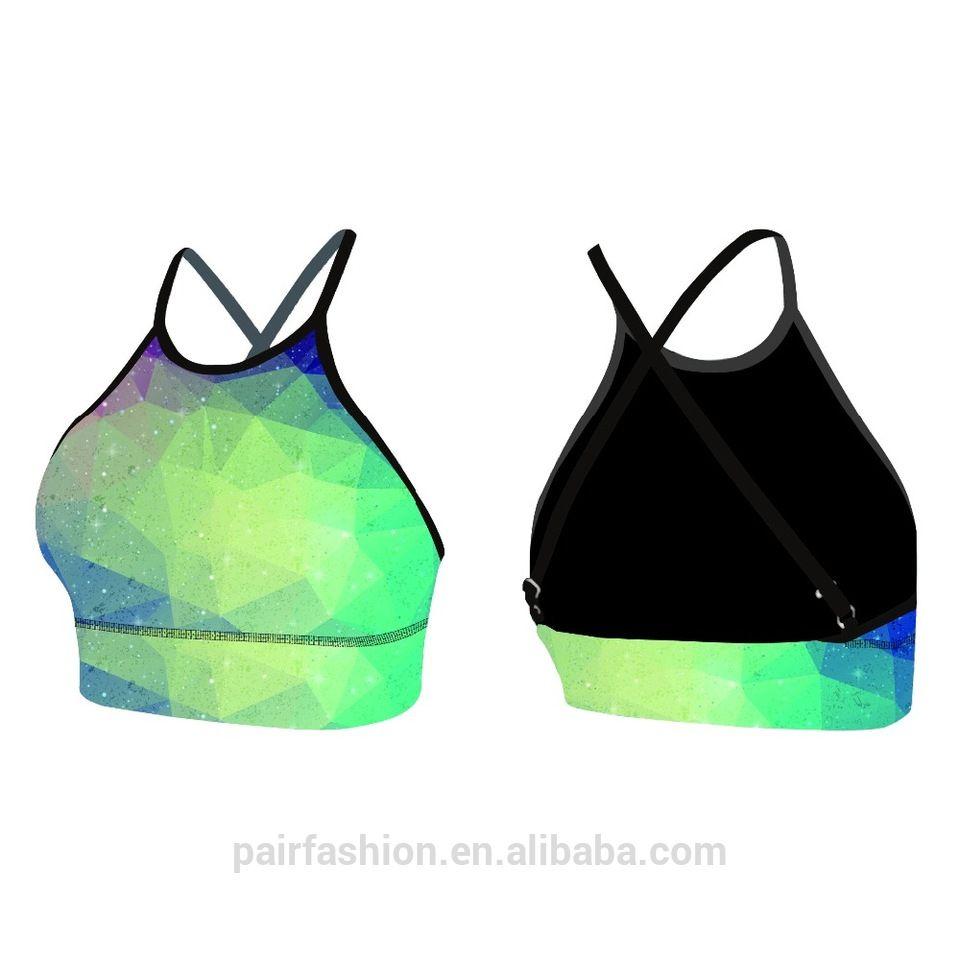 f6cb6acc3 OEM plus size sports bra wholesale custom sports bra high quality ...
