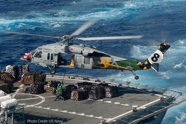 Navy Airmail