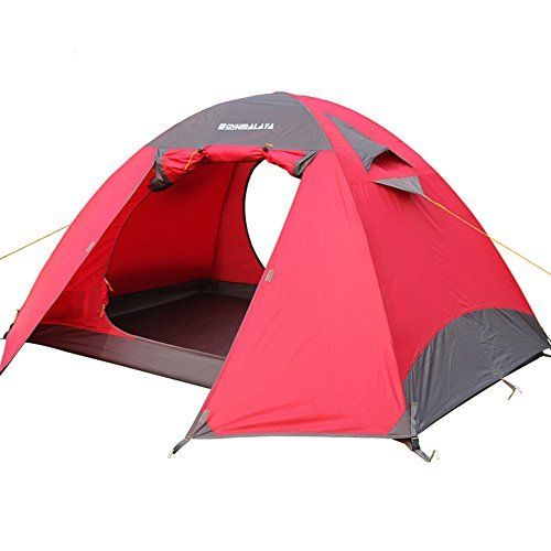 HIMALAYA Couple Tent Aluminum 2 Persons Double-deck Waterproof Windproof Anti-snow Outdoor for  sc 1 st  Pinterest & HIMALAYA Couple Tent Aluminum 2 Persons Double-deck Waterproof ...