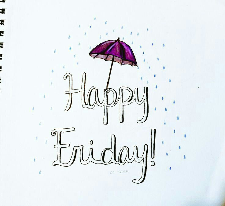 Happy Rainy Day Quotes: Pin By M.L. ♌♿ On FRiDaY QUoTeS