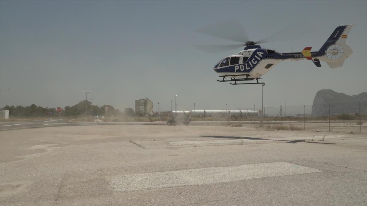 مضيق جبل طارق بوابة لتجار المخدرات In 2020 Quadcopter