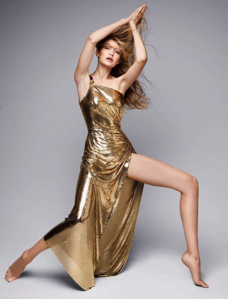 ce7dfdaa853 Gigi Hadid – Vogue Germany – 2018