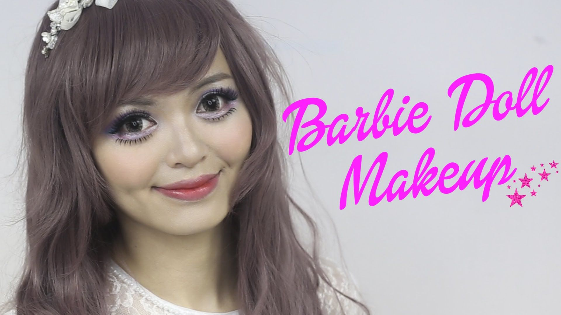 Barbie doll makeup tutorial hey guys this tutorial is going to show barbie doll makeup tutorial hey guys this tutorial is going to show you how to baditri Image collections