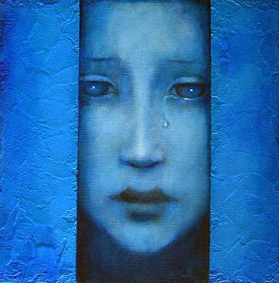 """Una furtiva lágrima III"" - By Nicoletta TOMAS"