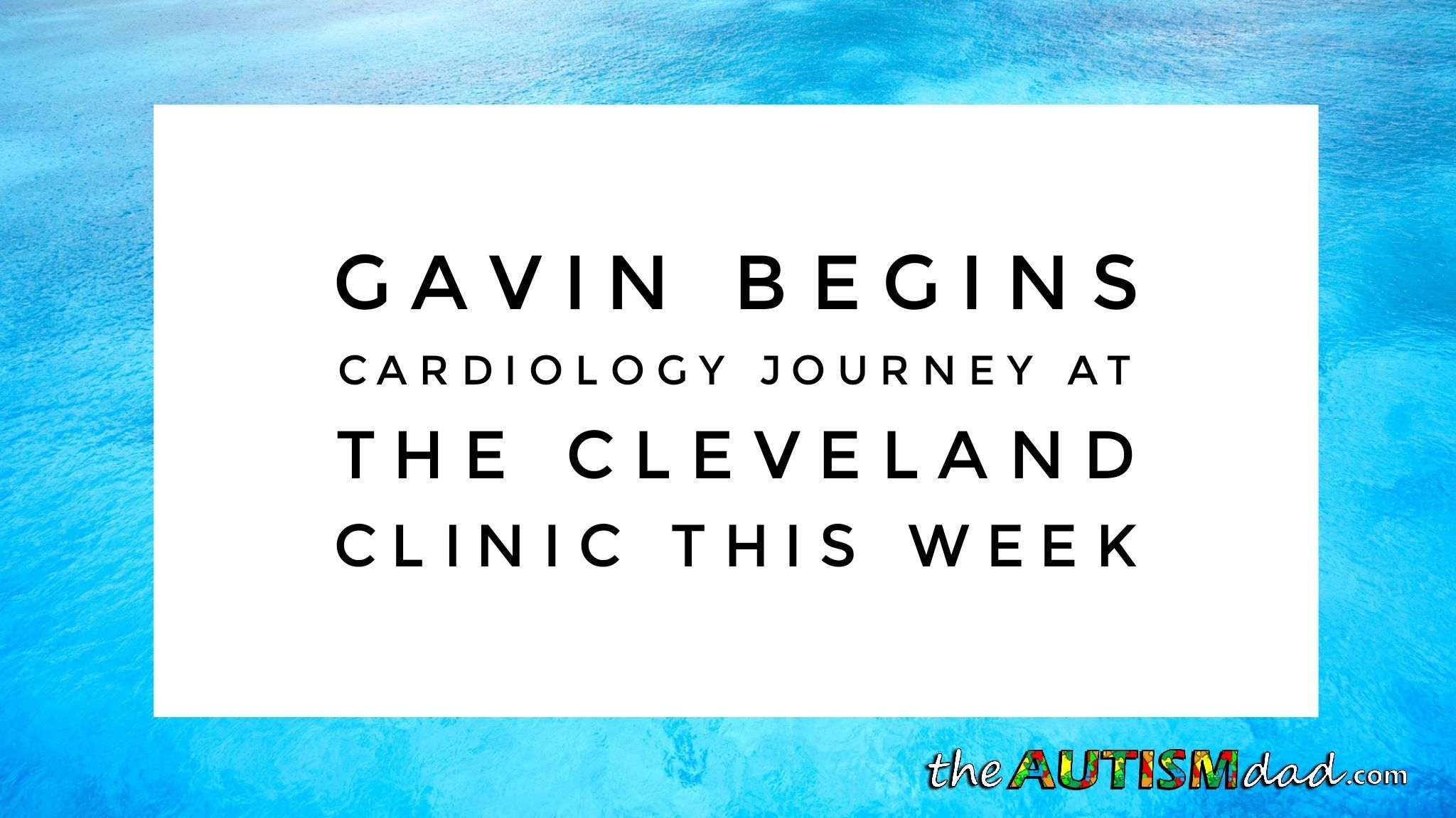 Gavin begins Cardiology journey at the @clevelandclinic this