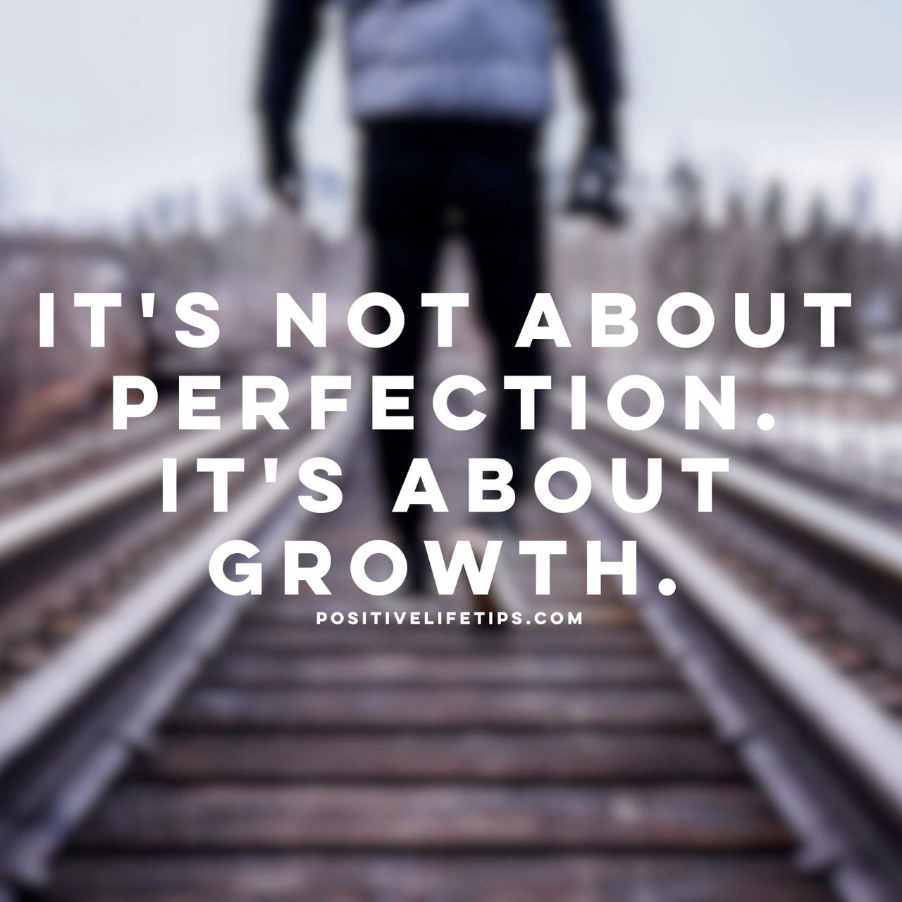 The image of perfection can never be reached. If you're always chasing it you will never be happy. Instead focus on growth. How are you improving your life? Focus on learning & expanding. Focus on YOU! It's your life, MAKE IT EPIC! -Jhon LeBaron