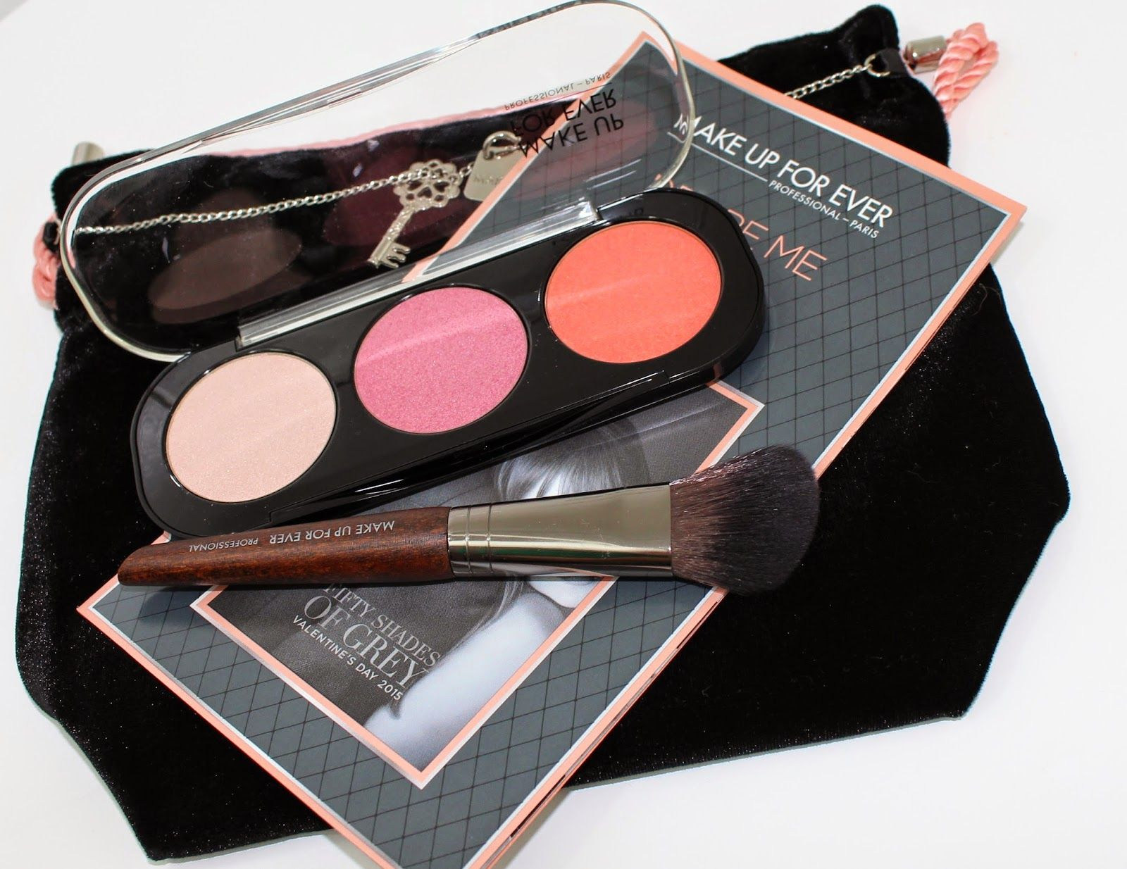 My Beauty Box Make Up For Ever Desire Me Cheeky Blush