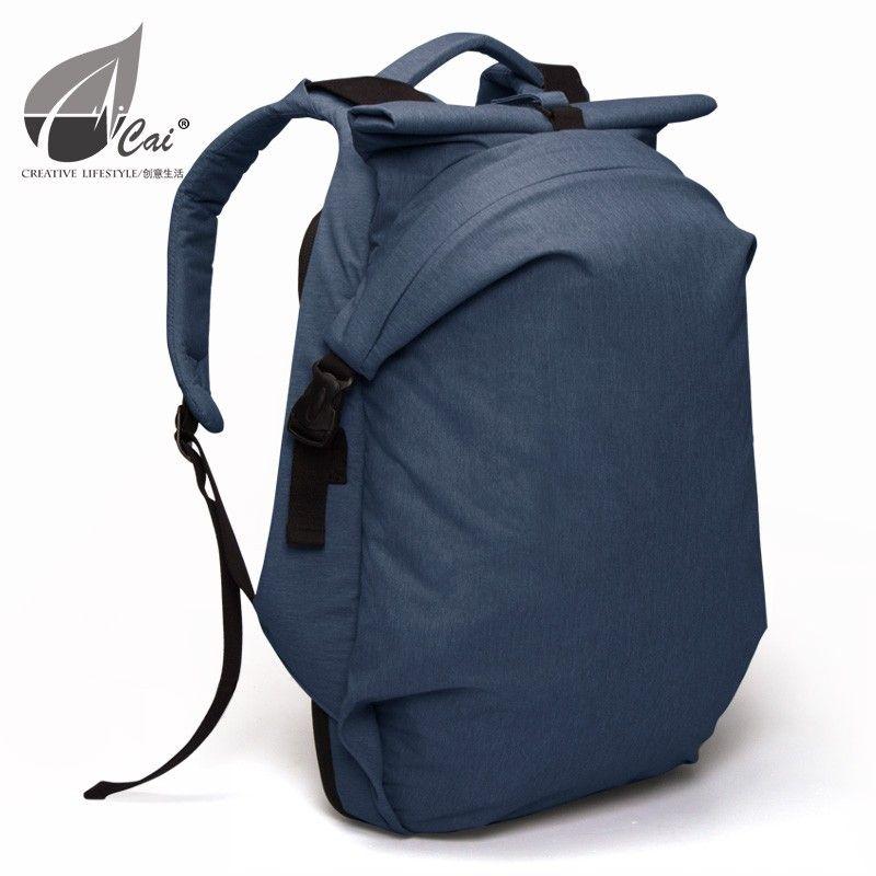 Cai Hiker Plus Backpack Peacock Blue