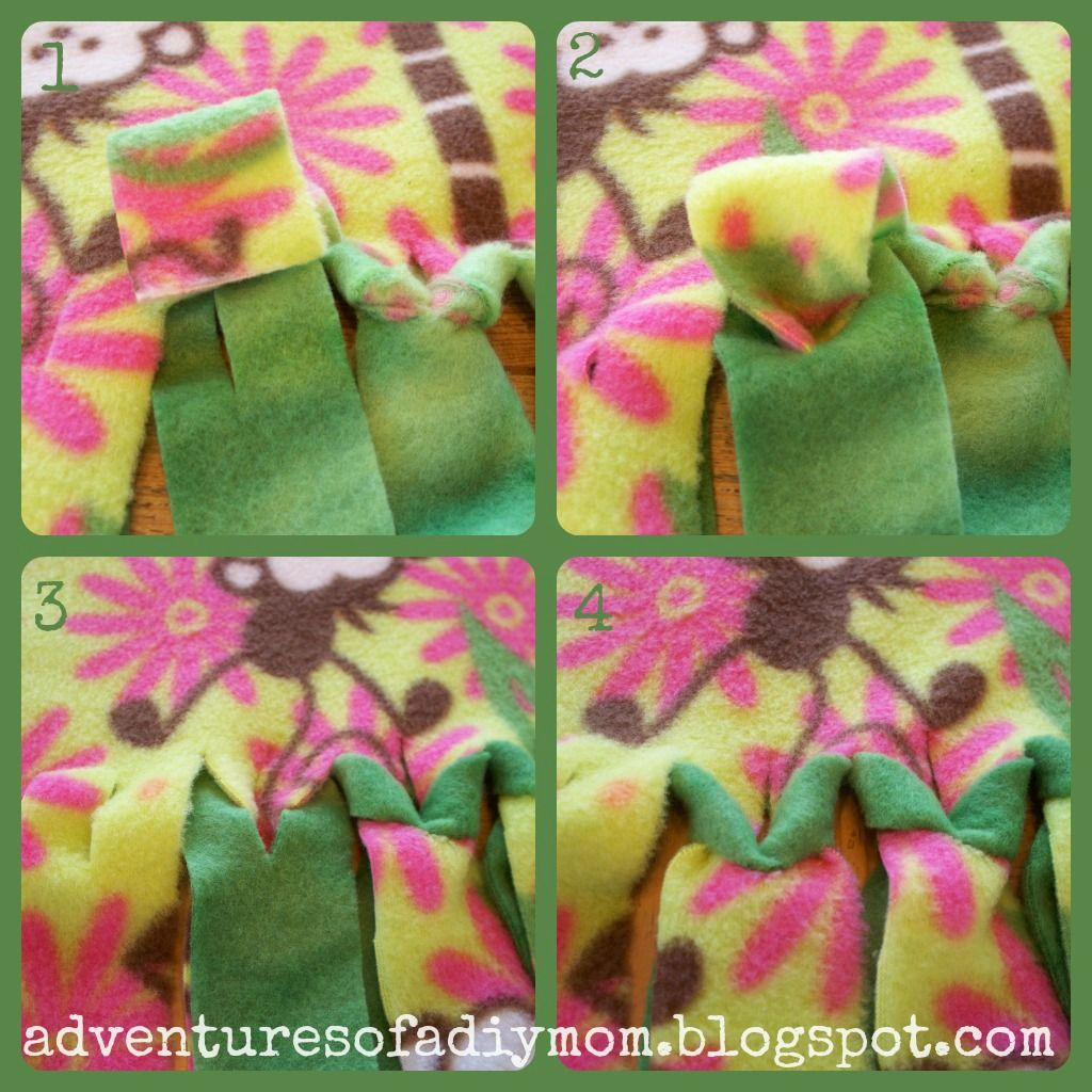 How To Make A No Sew Fleece Blanket Without Knots Sewing Fleece Sewing Projects Sewing Crafts
