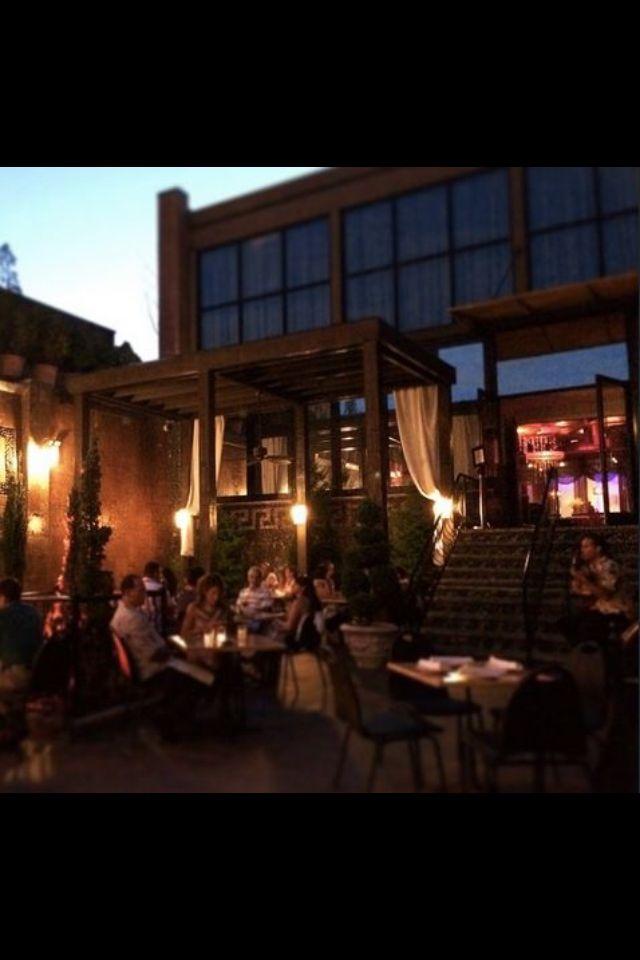 Cavo Restaurant & Lounge Restaurant lounge, Outdoor