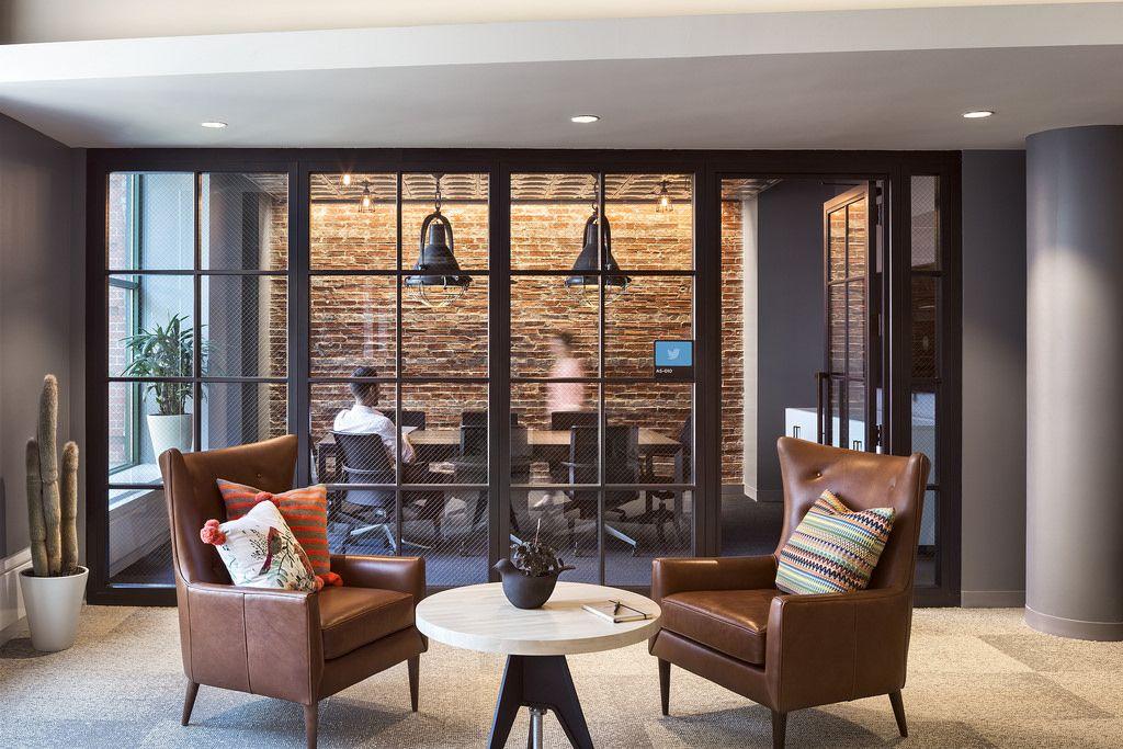 Twitter Nyc New York Office Office Design Nyc Interior Design