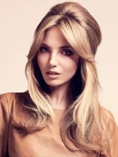 19e6983db87b53327cc1399999f90c3d Jpg 236 314 Pixels Hair Styles Romantic Hairstyles 70s Hair
