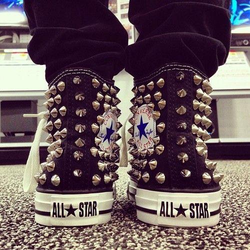 Converse All Star Fashion 2013 Girl