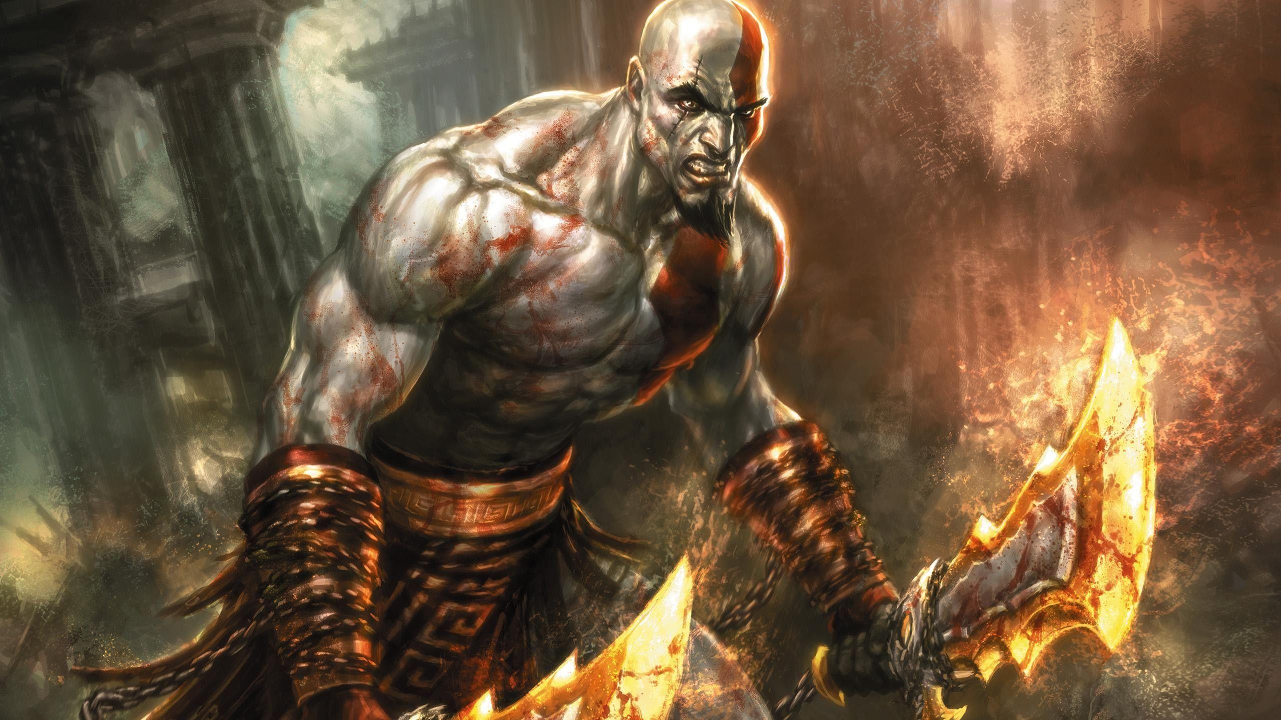 god of war: kratos - pesquisa google | god of war | pinterest