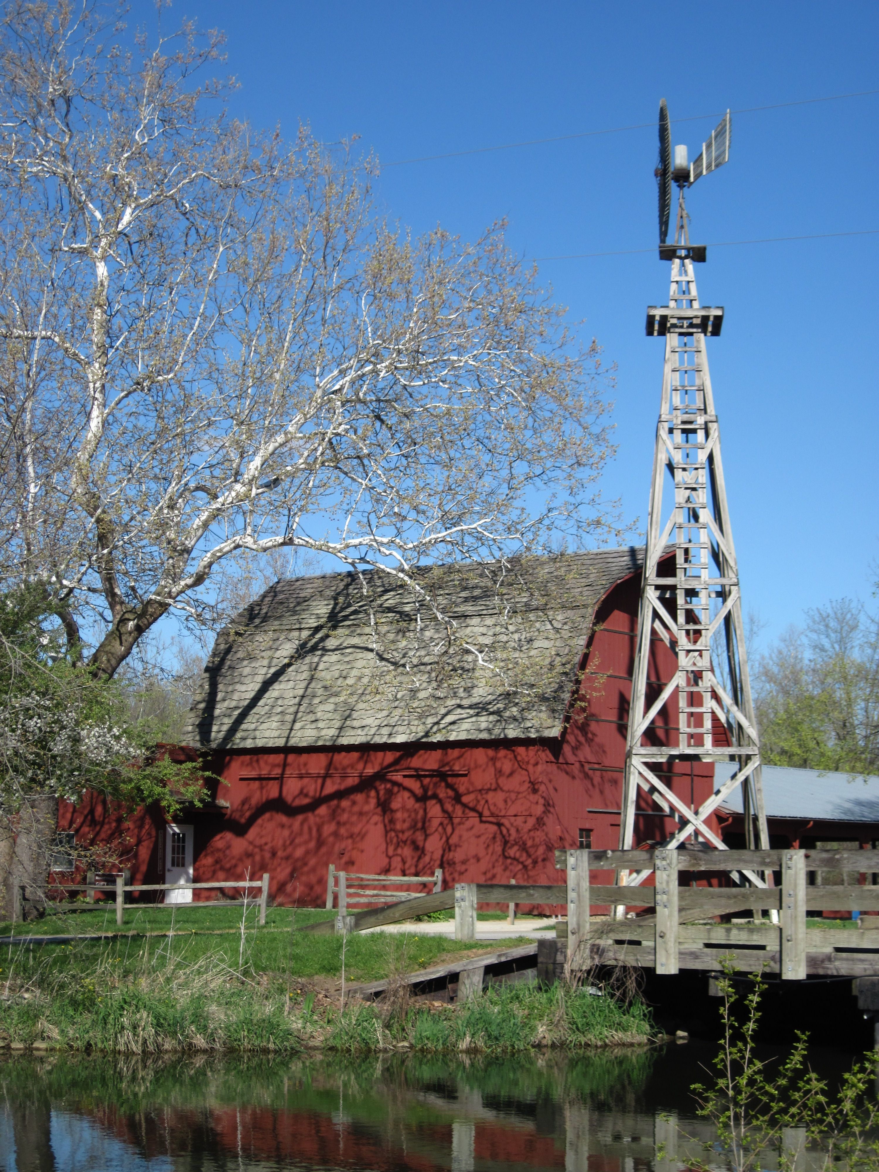 Bonneyville Mill - Bristol, IN