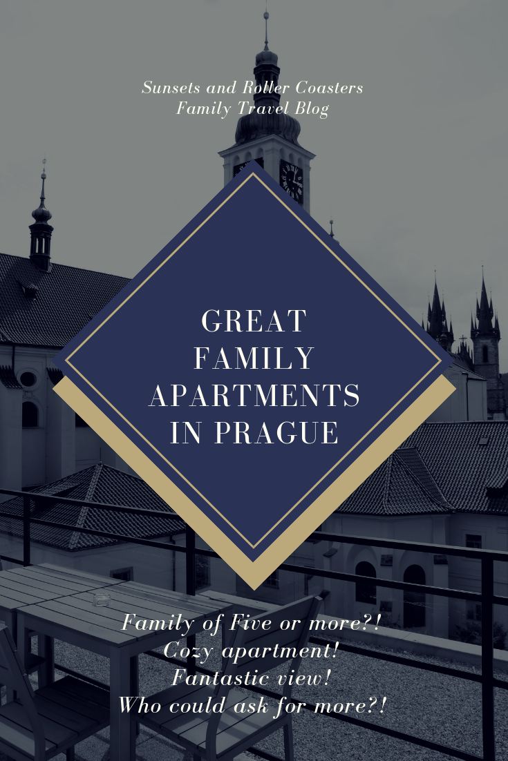 We Found A Fantastic Prague Apartment For Our Family Of Five Rybna 9 Has Many Apartments Close To Prague S Old Family Travel Blog Family Travel Europe Travel