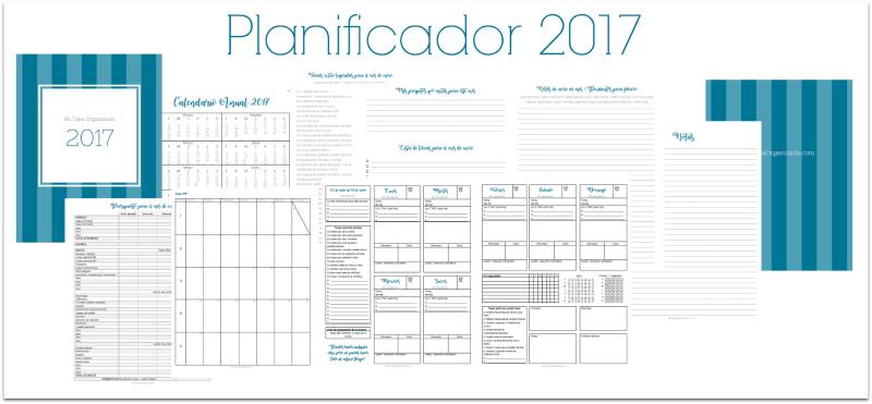 Planificador de las tareas del hogar mi coleccion - Organizadores hogar ...