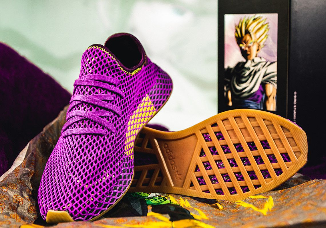 buy cheap 96bd9 0acc8 DRAGON BALL Z DEERUPT GOHAN X ADIDAS ORIGINALS